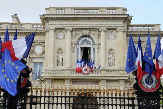 В МИД Франции усомнились в перспективе вступления Украины в ЕС