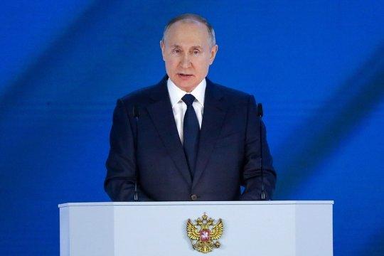 Путин предостерег от перехода красных линий в отношениях с Россией
