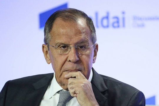 Лавров рассказал о принципе формирования списка недружественных России стран