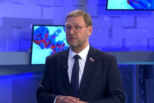 Константин Косачев о послании Президента: Россия развивается стабильно и уверенно