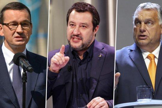 В поисках «Европейского возрождения» - вызов Брюсселю (к встрече политиков Польши, Италии и Венгрии в Будапеште)