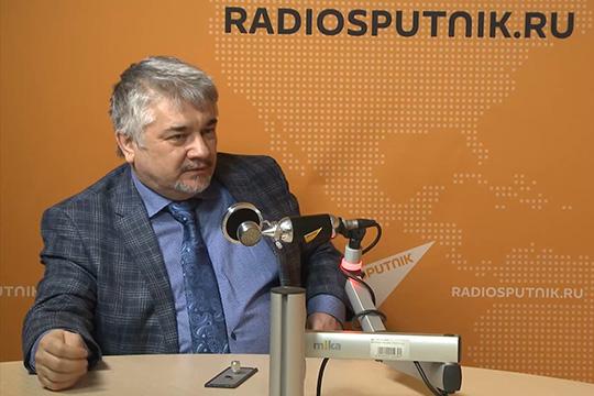 «Визави с миром». Ростислав Ищенко: Украина – «запал» в конфликте с Россией (часть 1-я)