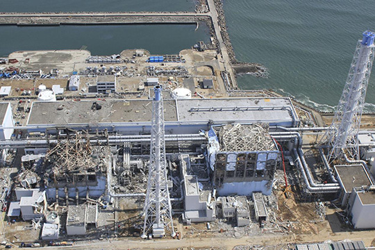В Китае недовольны решением Японии сбросить воду с АЭС «Фукусима-1» в океан