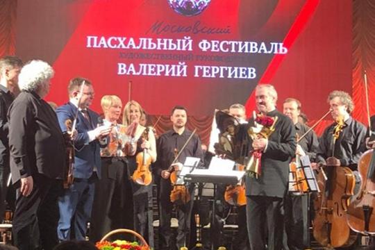 XX Московский Пасхальный фестиваль верен своим традициям