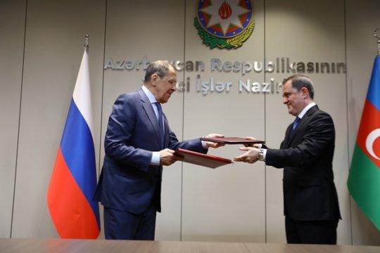 Россия выступает за формирование единого логистического пространства в Закавказье