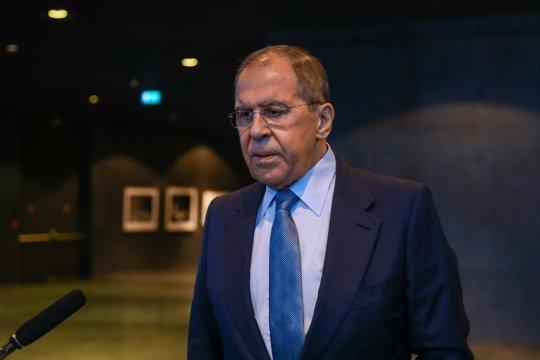 Лавров рассказал о результатах переговоров с Блинкеном