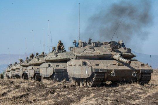В ЦАХАЛ объявили о готовности к наземной операции против ХАМАС