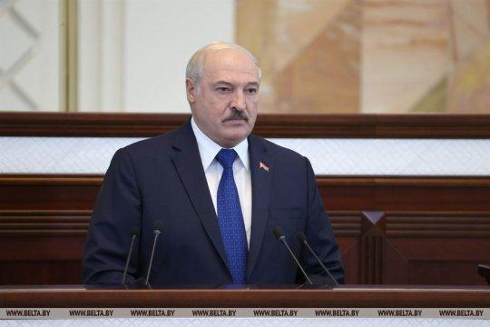 Лукашенко прокомментировал инцидент с самолетом Ryanair