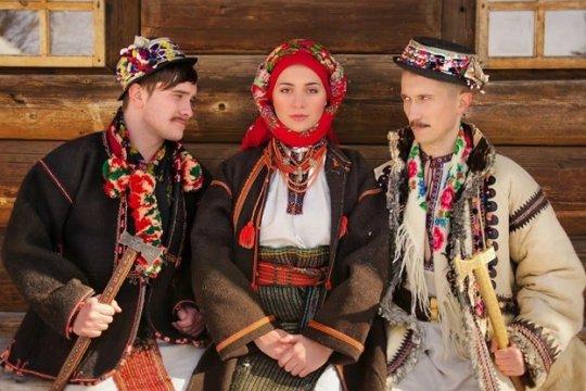 Традиции и обряды Украины