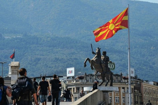 Власти Северной Македонии объявили о высылке российского дипломата