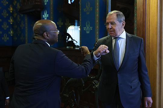 Россия призывает активнее помогать Африке в борьбе с терроризмом