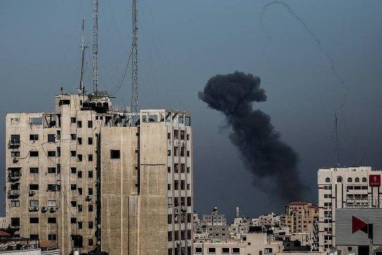 Израильские военные начали операцию «Страж стен» в Газе