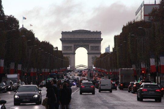 Французские военные поддержали генералов, предупредивших о возможном распаде страны