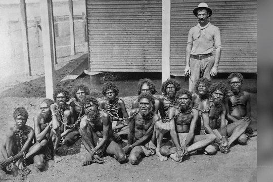 Германия официально признала геноцид племен гереро и нама в Намибии