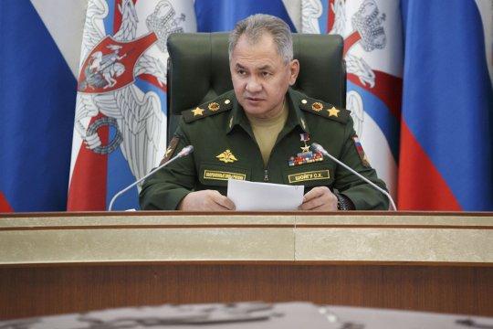Шойгу анонсировал создание в ЗВО новых соединений  в ответ на действия НАТО