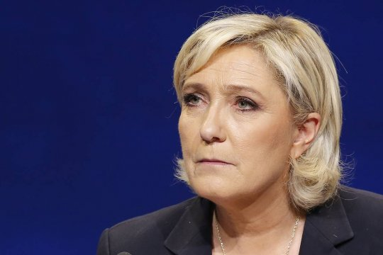 Марин Ле Пен призвала к снятию антироссийских санкций