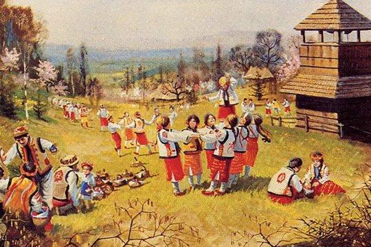 Народные приметы и поверья Украины