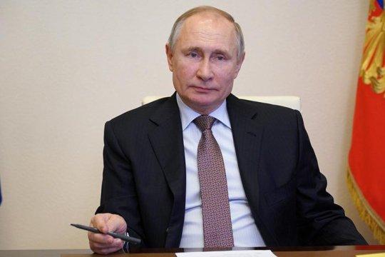 Владимир Путин провел переговоры с Генсеком ООН