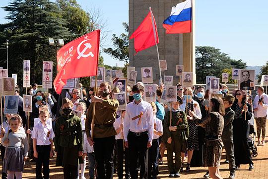 В ЮАР открылась постоянная экспозиция посвященная Победе в Великой Отечественной войне