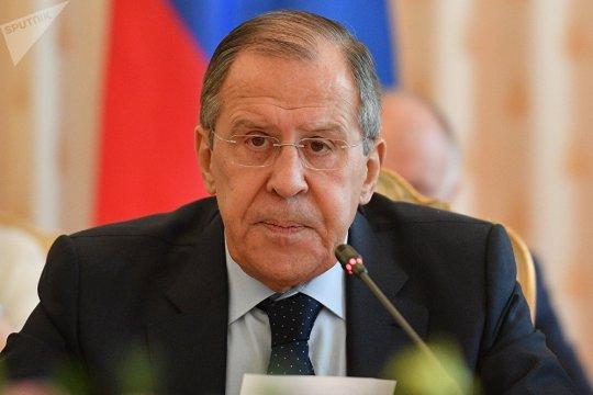 Лавров подтвердил готовность России отвечать на недружественные шаги ЕС