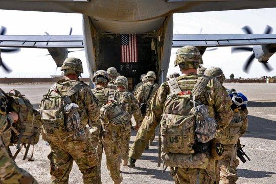 Афганский фактор центральноазиатской безопасности