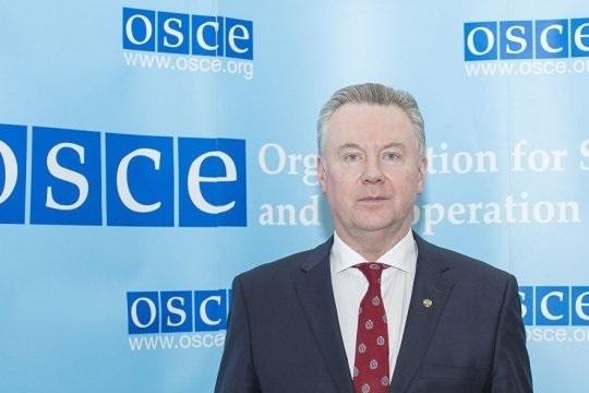 Александр Лукашевич: «Кризис в ОБСЕ не преодолён»