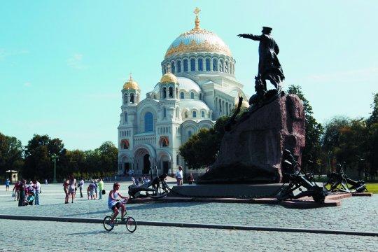 Историческая память Кронштадта: столетие в памяти страны и горожан