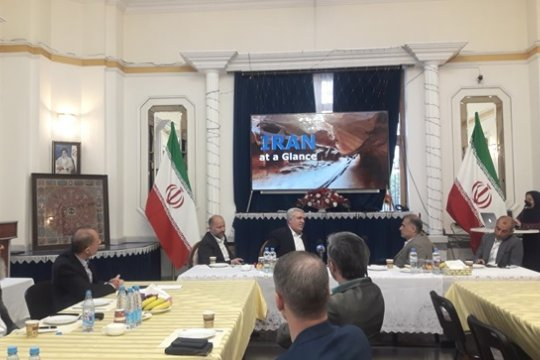 Иран – страна интеллектуального туризма