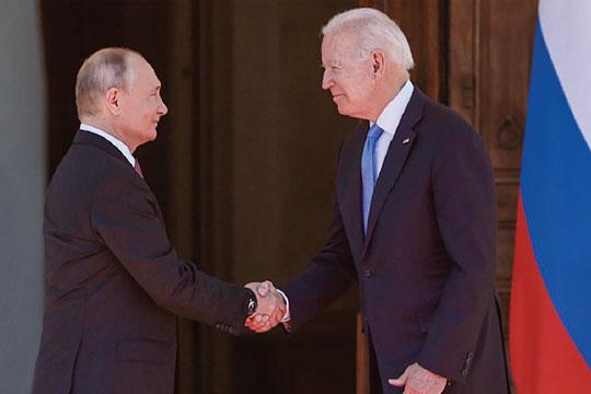 Who is Mr Biden? Вопрос, который все еще требует ответа и после саммита в Женеве