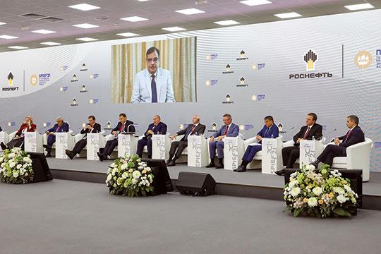 Игорь Сечин: «Долгосрочная стабильность поставок нефти находится под угрозой из-за недостатка инвестиций». Роснефть приняла участие в ПМЭФ-2021