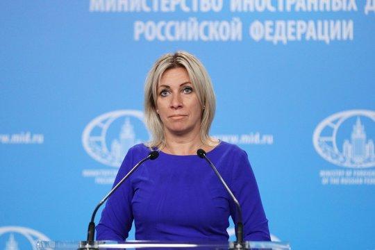Захарова указала на попытку США отыграть назад договоренности женевского саммита