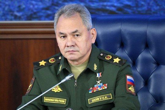 Шойгу указал на активное вовлечение космоса в военное противоборство