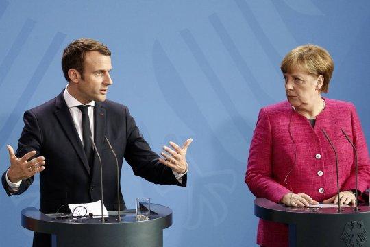 Меркель и Макрон потребовали объяснений от США и Дании из-за шпионского скандала