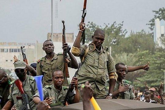 Африка в перекрестье интересов