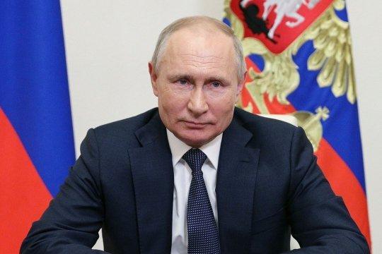 Путин сравнил украинский закон о коренных народах с идеями нацистской Германии