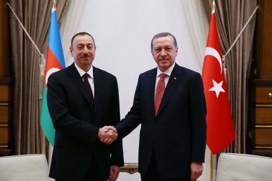 Эрдоган и Алиев подписали Шушинскую декларацию о союзничестве