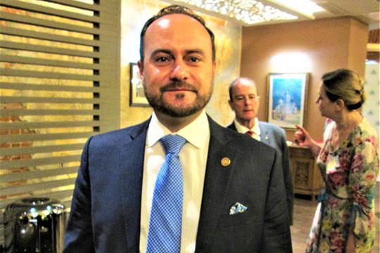 Педро Броло Вила: Гватемала намерена укреплять связи с Россией