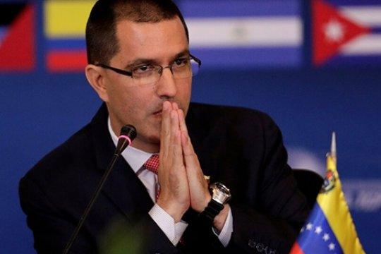 Валдайский клуб: встреча с министром иностранных дел Венесуэлы