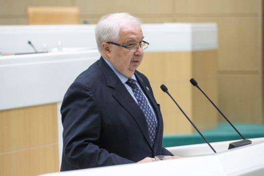 С. Кисляк: Российские сенаторы участвуют в работе летней сессии ПАСЕ