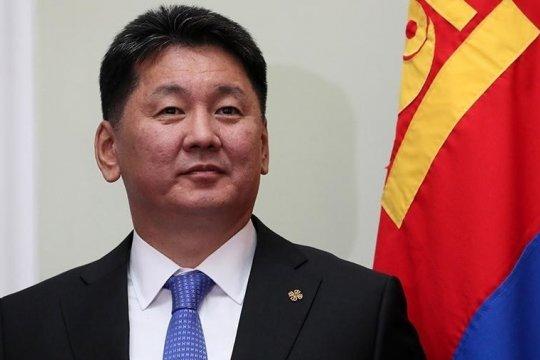 Новый президент Монголии официально вступил в должность