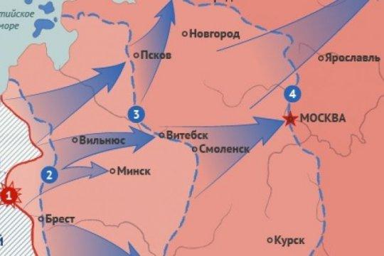 Крах «Барбаросса» (к 80-летию начала Великой отечественной войны)