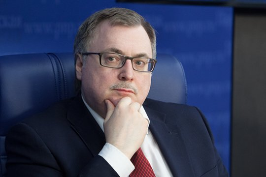 Алексей Маслов: Решение вопроса о военном противостоянии - это начало холодной войны