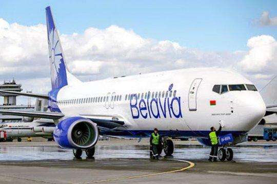 Власти ЕС запретят белорусским авиакомпаниям летать над своей территорией