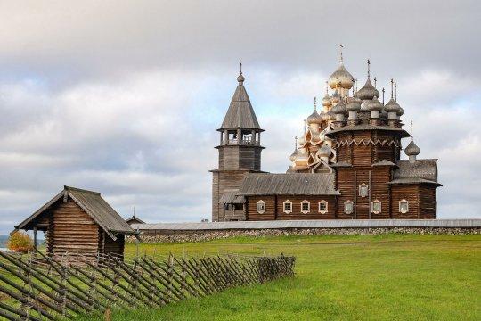 Жемчужина русского севера – остров Кижи. Часть вторая