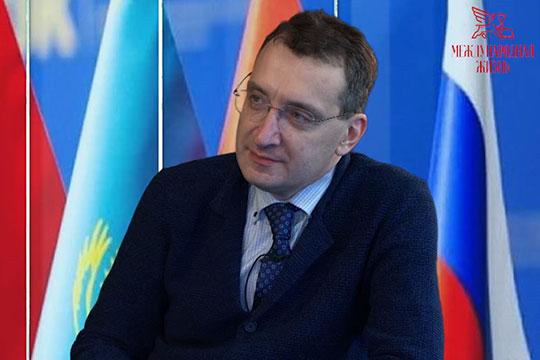 Александр Гущин: постсоветская Евразия останется пространством конкуренции