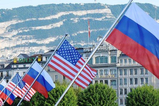 В Женеве прошли российско-американские консультации по стратегической стабильности
