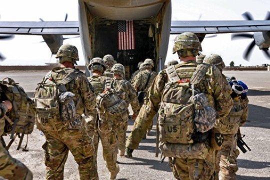 Байден объявит о выводе американских войск из Ирака