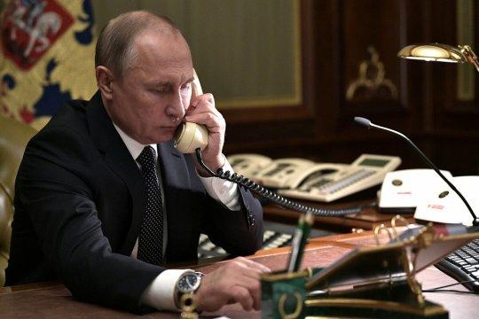 Путин обсудил с Керри климатическую повестку