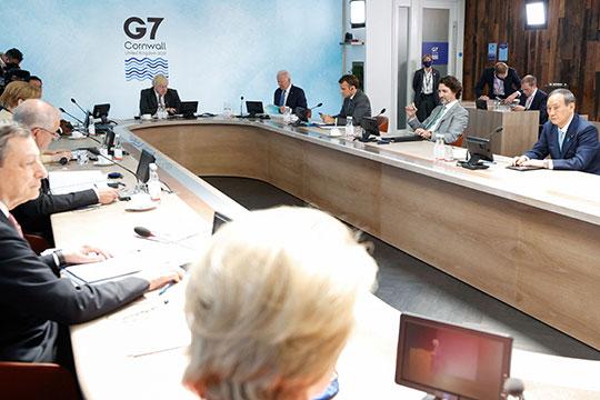 «Лучший мир» против «Пояса и Пути» - G7 обнародовала антикитайскую стратегию