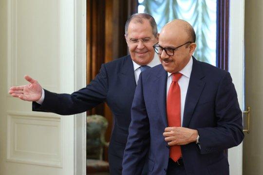 Россия поддерживает восстановление посольства Бахрейна в Сирии